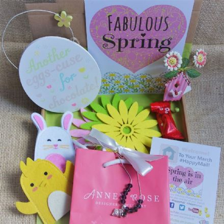 #happymail Fabulous Spring